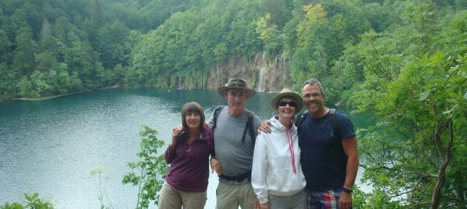 Kamp Bear and Plitvice Lakes