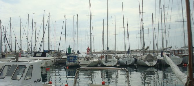 Goodbye Rovinj,  Hello Piran