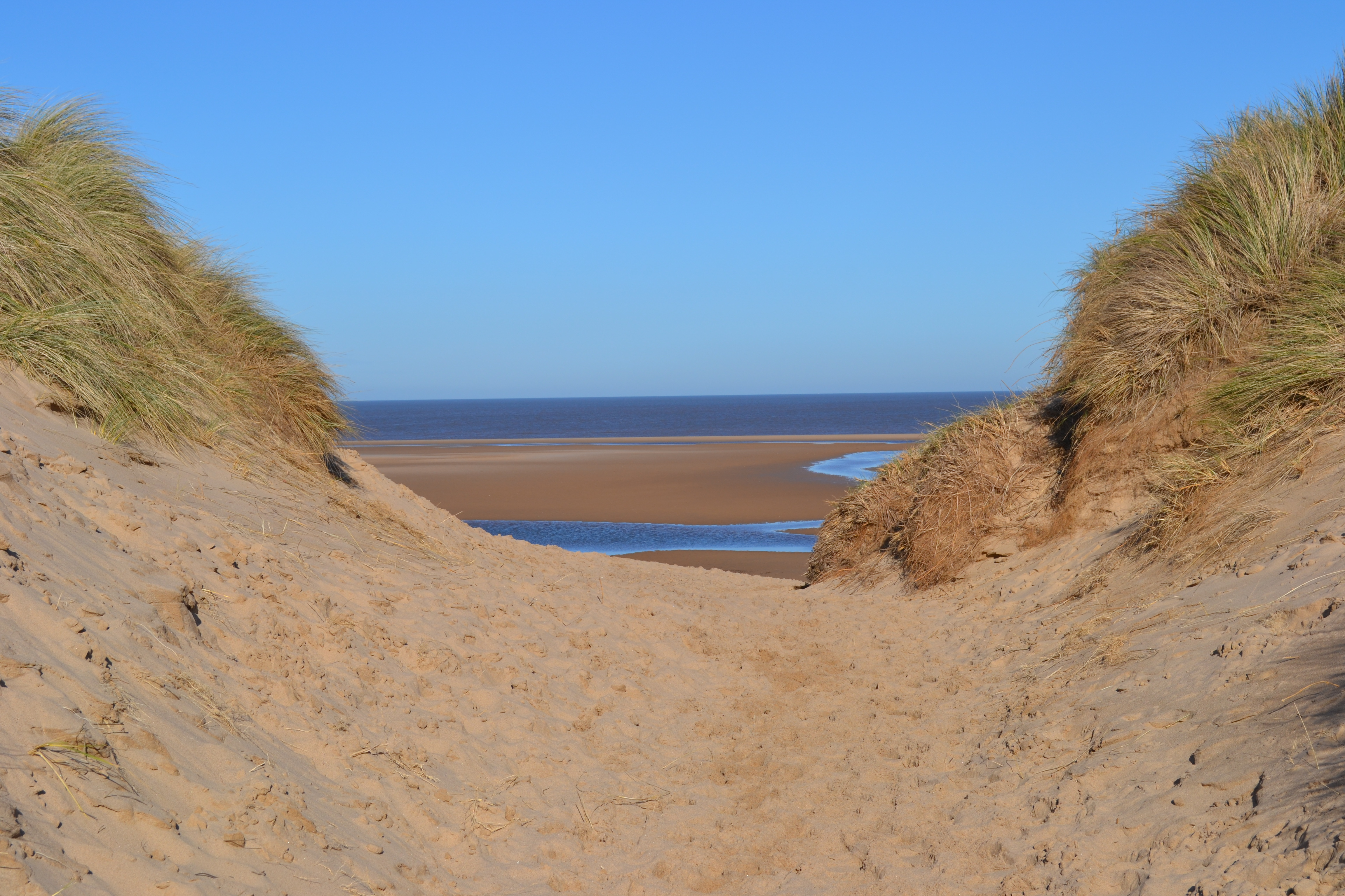 Visit to 'Wells Next the Sea' and the Norfolk Coast